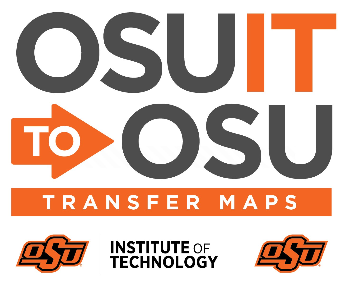 OSU-IT to OSU Transfer Map