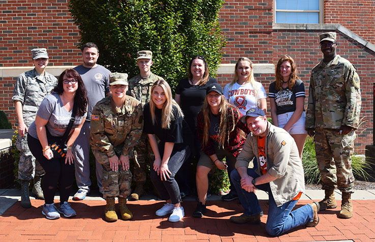 Group of Student Veterans
